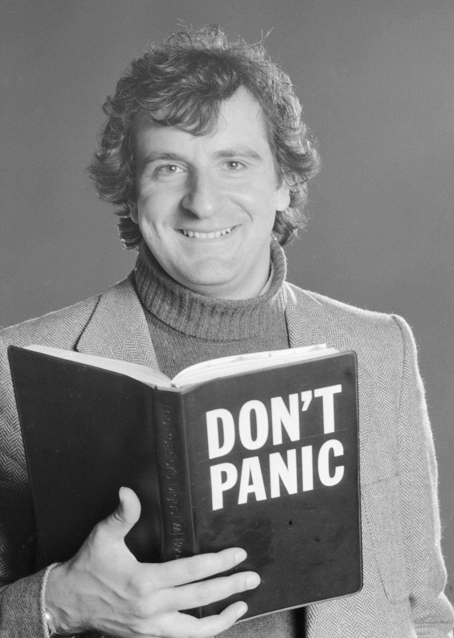 "After becoming a cult science fiction comedy series on BBC Radio, ""The Hitchhikers Guide to the Galaxy"" by Douglas Adams"